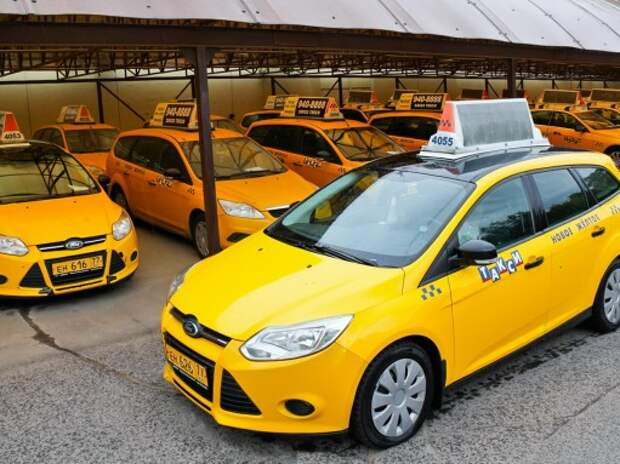 Ford Focus 3: проверено в такси