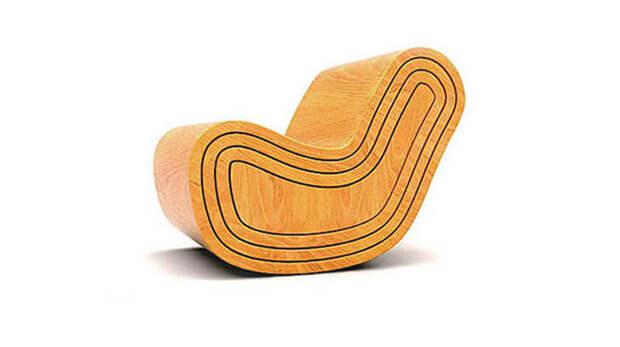 Компактная и креативная мебель, которая выделяется на фоне остальных