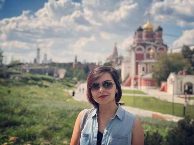 """""""Я выжила!"""". Бразильянка о первых впечатлениях от России"""