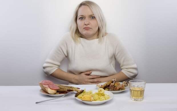 Диета при гастрите: что можно есть, а что нельзя