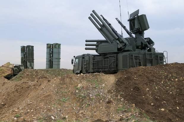 Испанский эксперт рассказал о насыщенной системе ПВО на российской авиабазе в Сирии