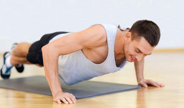 Отжимания: упражнение на любой уровень подготовки