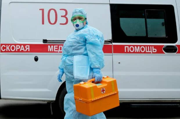 На Кубани из-за коронавируса скончался мужчина