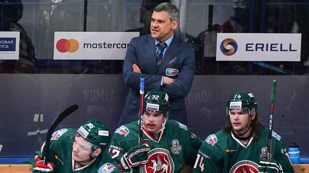 «Молодые будут уезжать вАмерику, новсех иностранцев НХЛ непереварит». «АкБарс» подвел итоги сезона