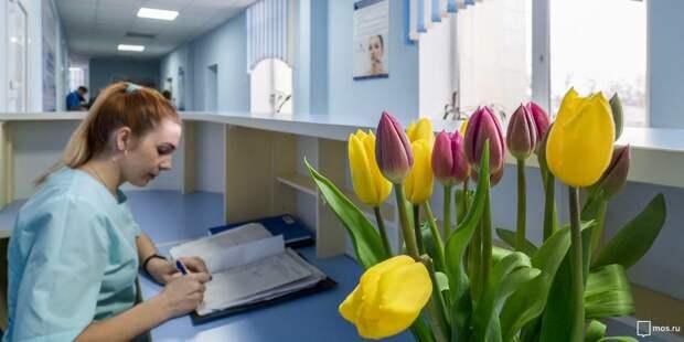 Детская поликлиника на Есенинском снова работает