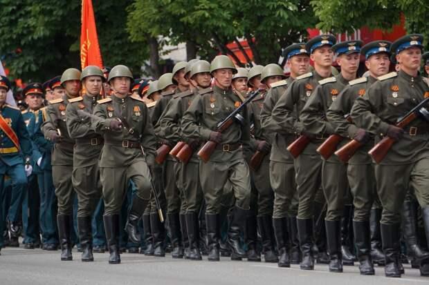 Репетиции Парада Победы 2021 в Севастополе: расписание, где перекроют движение