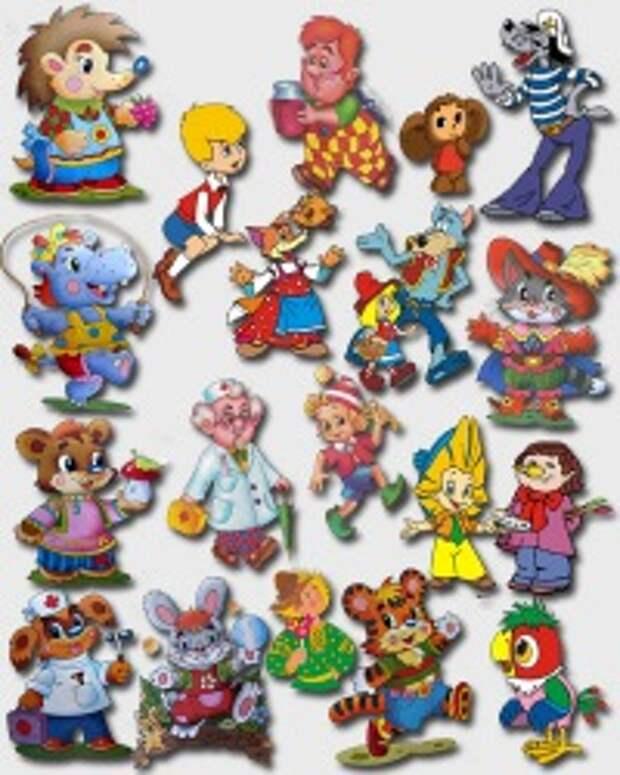 Вспомним песни детско-советско-мультяшные и не только (22)
