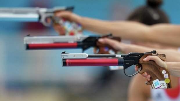 Казахстанка Ольга Аксенова выиграла «бронзу» чемпионата Азии по пулевой стрельбе