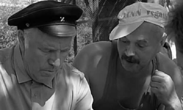 Умер актер Вячеслав Голоднов