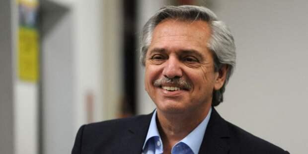 Президент Аргентины рассказал о перенесенном заболевании