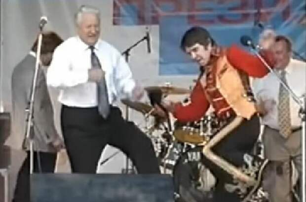 Как Ельцин обманул Евгения Осина