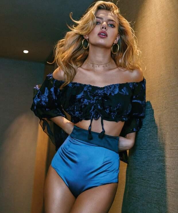 Брегье Хейнен (Bregje Heinen) в фотосессии для журнала Modeliste Magazine (Июль 2018)