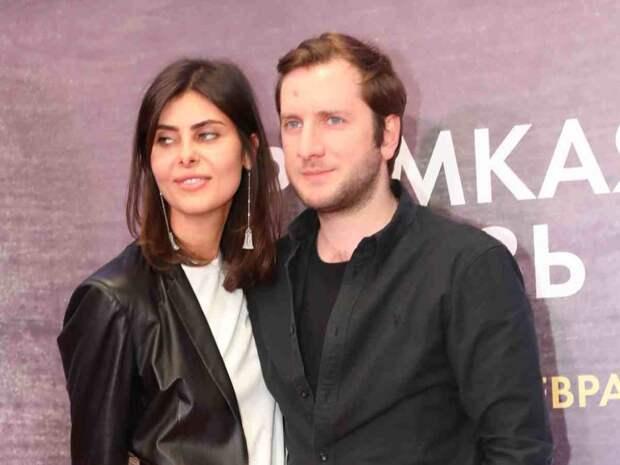 На «Кинотавре» Резо Гигинеишвили представил свою новую девушку
