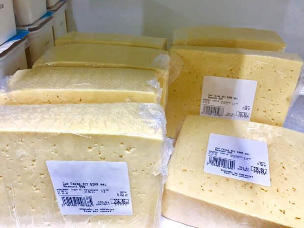 Это не сыр. И даже этикетке БЗМЖ не даёт уверенности, что продукт натуральный. Кроме Пальмы в ход идёт сухой порошок.