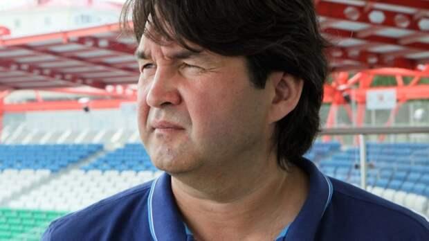 Газизов: «Показалось, что в матче с «Ахматом» были неприятные судейские ошибки»