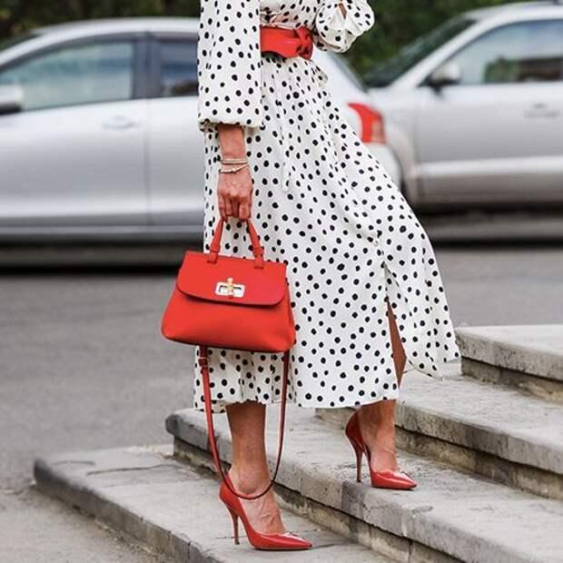 Яркая изюминка. Как носить цветную обувь