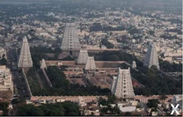 Храмовый комплекс Ранганатхи, Индия