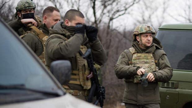 Воинственная риторика Киева по Донбассу отпугнула международных инвесторов
