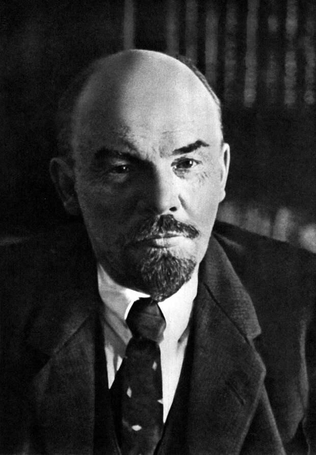 Владимир Ильич Ленин, фото из открытых источников
