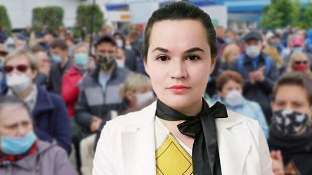 Свежий белорусский анекдот: Тихановская и ее смешной ультиматум