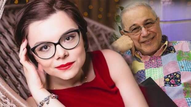 Петросян с женой