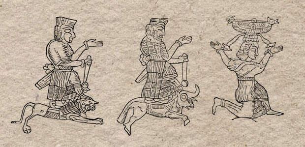 Цивилизация, которой могли достаться знания богов