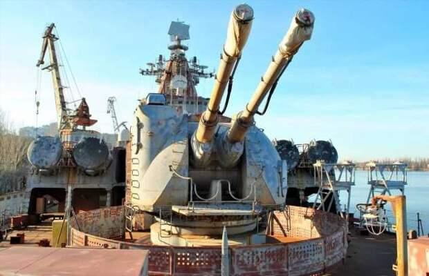 Флот без кораблей: как Украина собирается реформировать ВМС (8 фото)