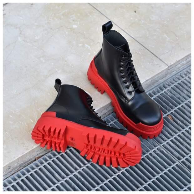 Обувь на века: Грубые ботинки для осенней погоды