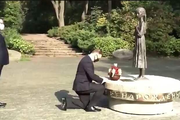 """В Польше не принято чтить память жертв своего """"голодомора"""""""
