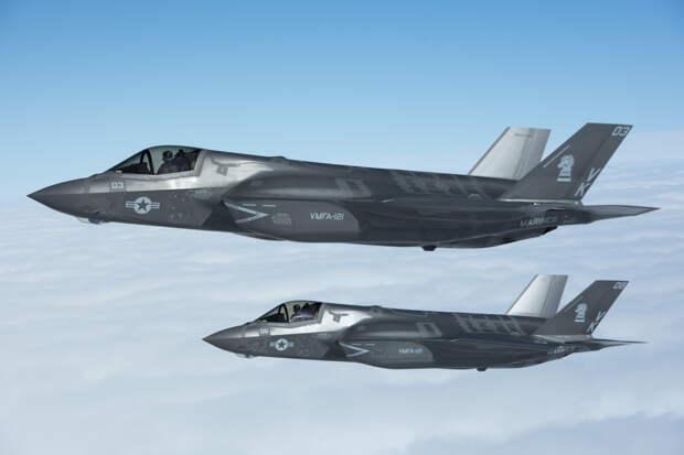 В случае начала войны Россия уничтожит американские А-10, но их место могут занять F-35В