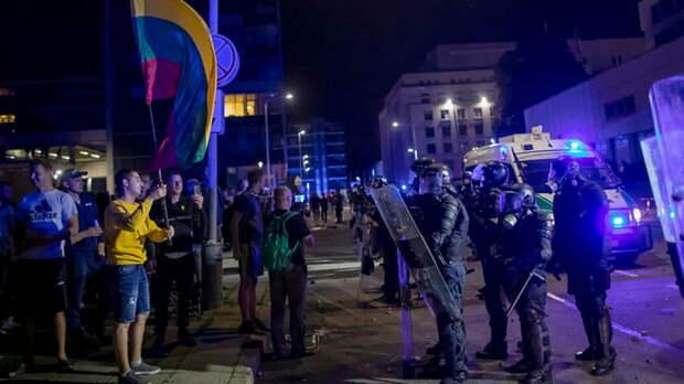 Мои заметки о беспорядках в Литве. Карма, бумеранг и беженцы