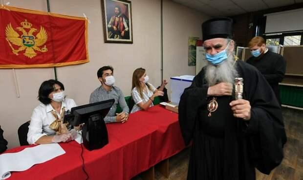 Черногорский пример для Церкви на Украине