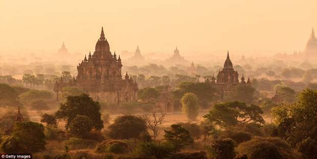 Паган, Мьянма