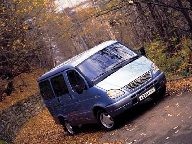 ГАЗ-22171 «Соболь» — интересная интерпретация классической «Газели»