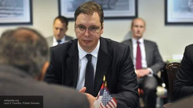 «Миф о великом Евросоюзе разрушен»: президент Сербии выступил с честным заявлением