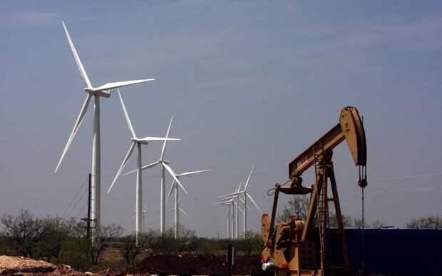 Традиционная энергетика, как спасательный круг человечества