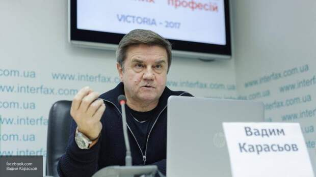 Карасёв о «заморозке» в Азове: Киев будет действовать скрытно