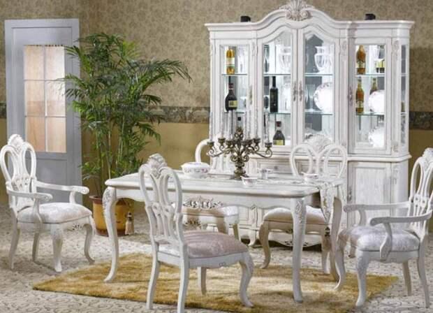 Белая мебель16