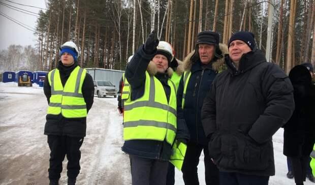 На300млн рублей подорожало строительство моста через Тагильский пруд