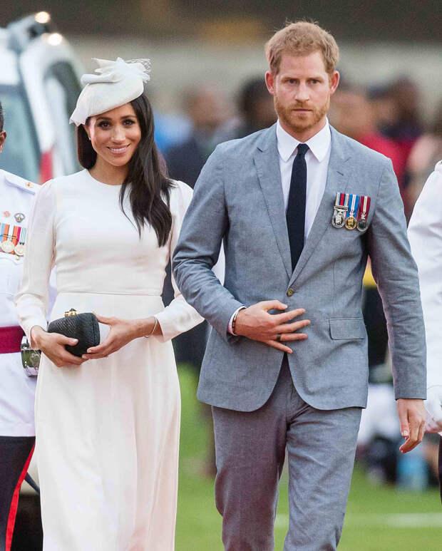 Источники во дворце: «Без принца Гарри и Меган Маркл стало намного спокойнее»