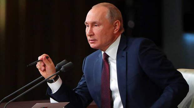 Загадочный Путин. Лидер побеждающий без стратегии, идеологии третий десяток лет