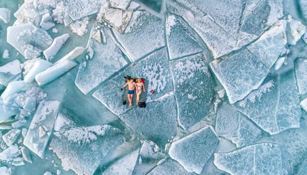 10 лучших фото от победителей конкурса Drone Photo Awards 2021