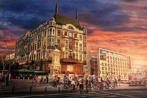 Вся красота Белграда в атмосферных фотографиях