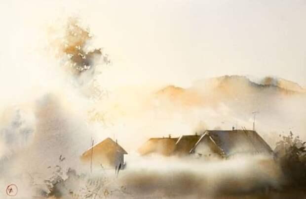 художник Илья Ибряев картины - 19