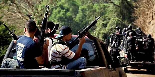 Гражданская война в Мексике: как простые граждане громили наркокартели