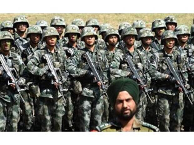 Китай — Индии: Будете полезной пешкой США, понесёте более серьёзные потери