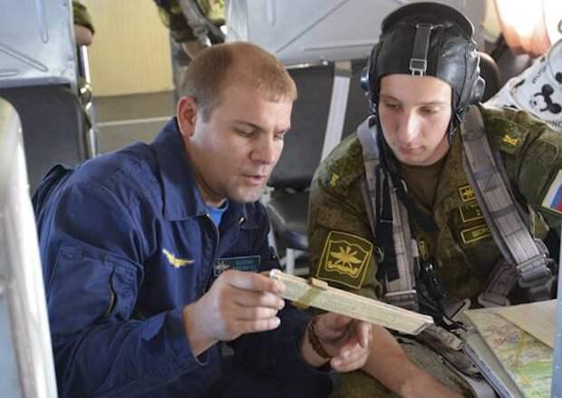 24 марта – День штурманской службы ВВС России