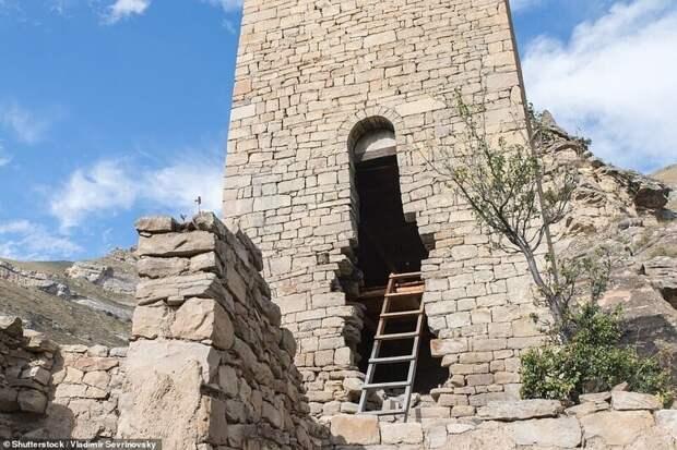 Жуткие деревни-призраки Дагестана: фотографии ивидео сдронов