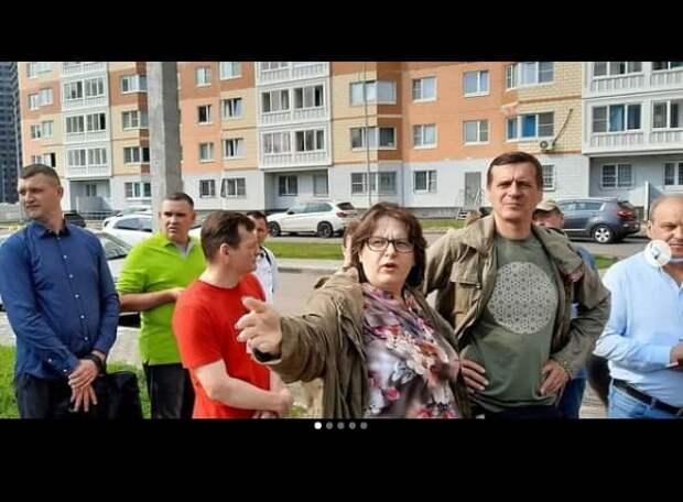 Власти Ховрина провели субботний обход