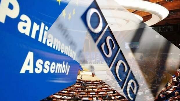 ОБСЕ и ПАСЕ отказались присылать наблюдателей на осенние выборы в Госдуму России